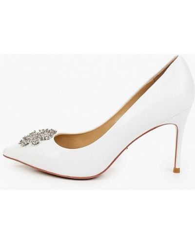 Белые туфли осенние Vitacci