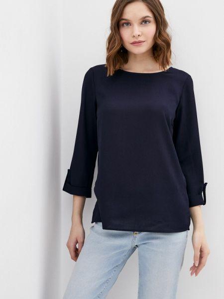 Блузка с длинным рукавом синяя весенний Ovs