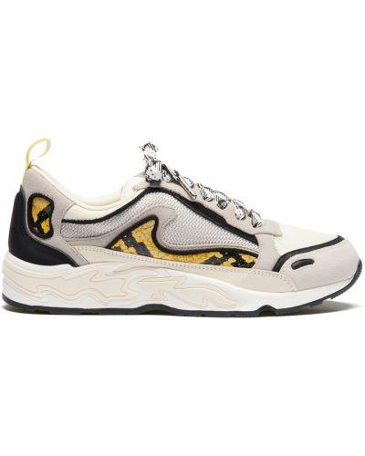 Желтые кроссовки Sandro