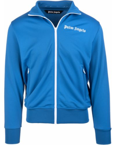 Bluza dresowa - niebieska Palm Angels