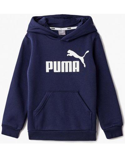 Толстовка синяя Puma