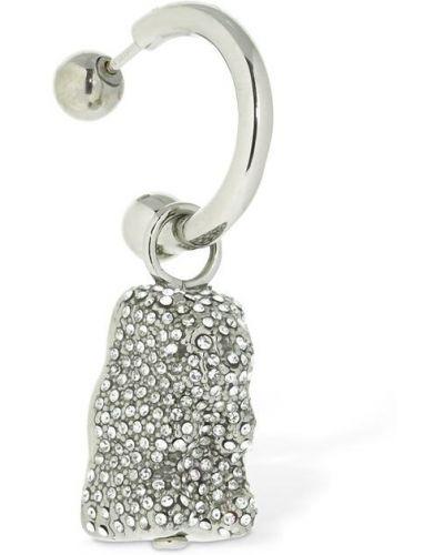 Srebrne kolczyki srebrne Saf Safu