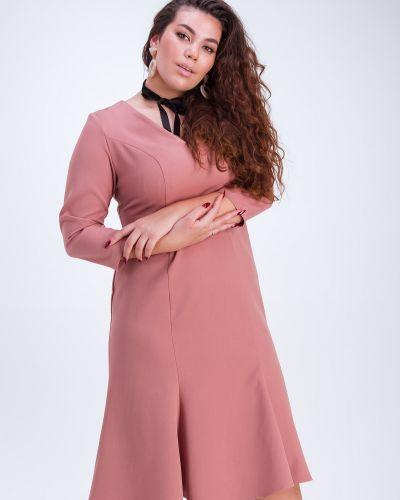 Платье с V-образным вырезом Grandua