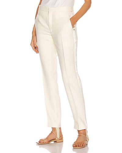Biały smoking bawełniany Wardrobe.nyc
