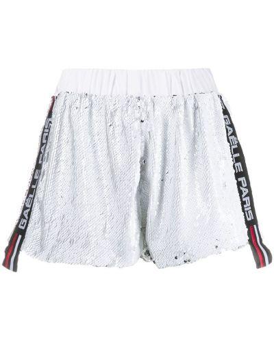 Спортивные шорты - белые Gaelle Bonheur