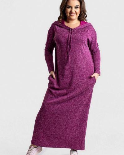Фиолетовое платье Modna Anka