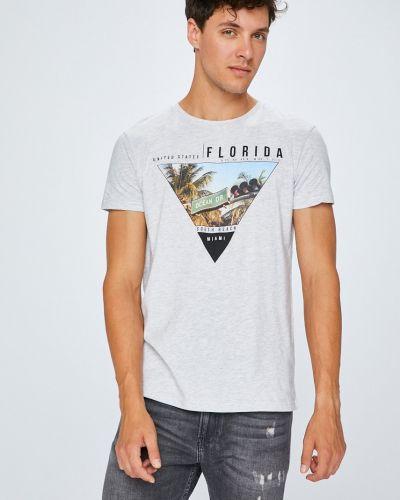Серая футболка Sublevel