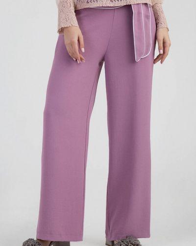 Фиолетовые брюки Das
