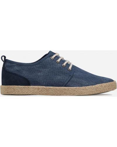 Кроссовки - синие Lanetti