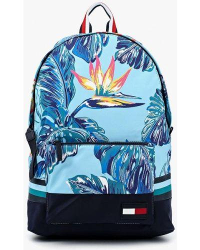 Голубой рюкзак Tommy Hilfiger