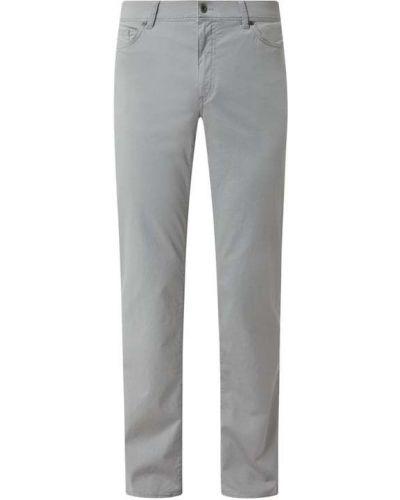 Spodnie srebrne Brax