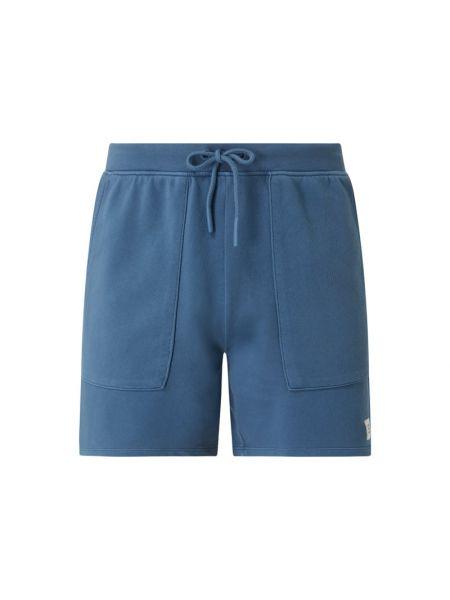Szorty jeansowe - niebieskie Marc O'polo Denim