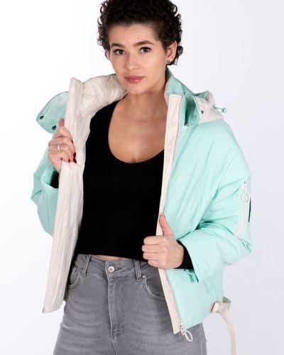 Куртка - мятная Towmy