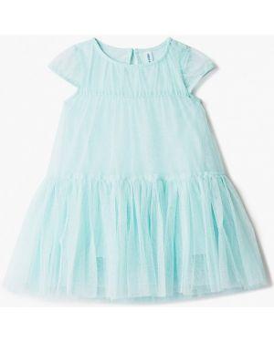 Бирюзовое платье на торжество Acoola