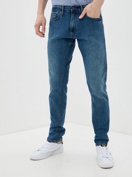 Зауженные джинсы - синие Marks & Spencer