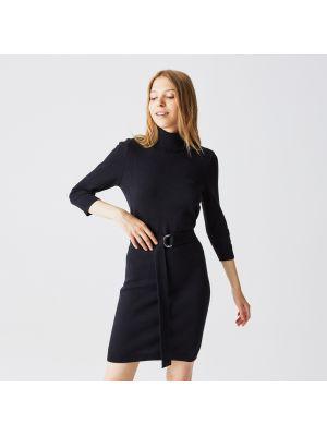 Кашемировое платье Lacoste