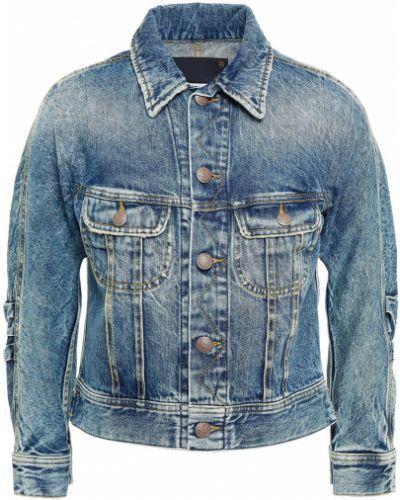 Джинсовая джинсовая куртка R13