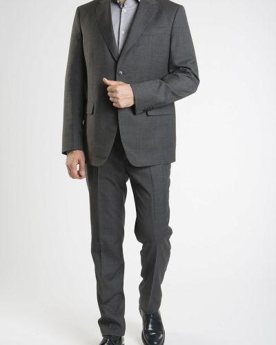 Повседневные шерстяные брюки с карманами Navigare