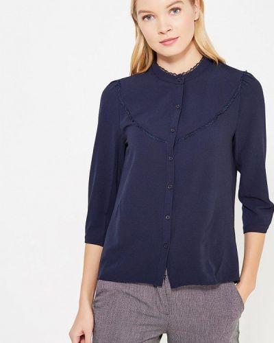 Блузка с длинным рукавом синяя La Petite Etoile