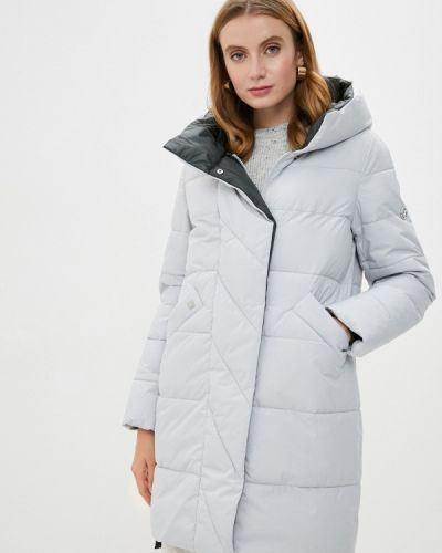 Серая теплая зимняя куртка Aviù