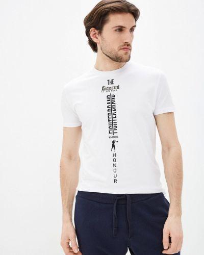 Белая футболка Boxeur Des Rues