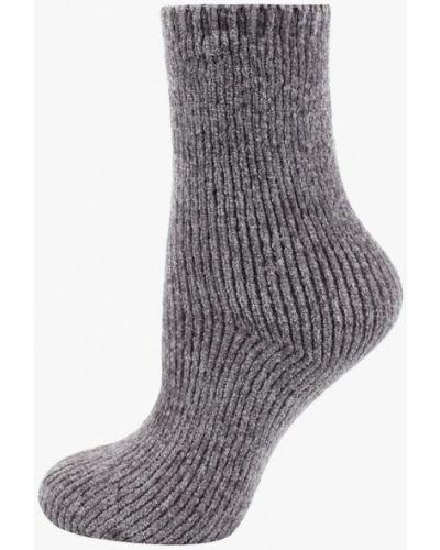 Серые носки Sela