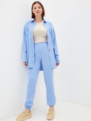 Спортивный костюм - голубой Chic De Femme