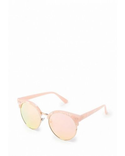 Розовые солнцезащитные очки Kawaii Factory