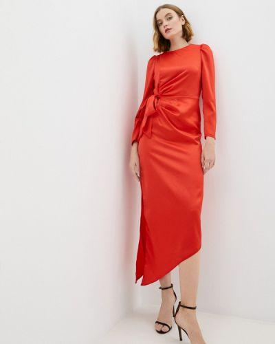 Вечернее платье - красное Fadas