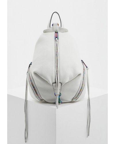 Белый рюкзак Rebecca Minkoff