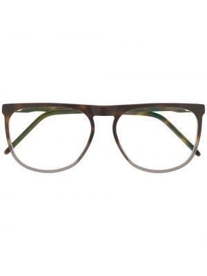 Oprawka do okularów - brązowe Reiz