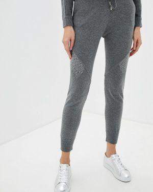 Спортивные брюки серые Liu Jo Sport