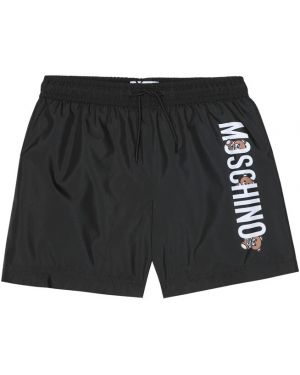 Плавки черный Moschino Kids
