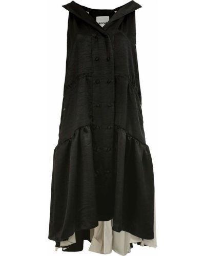 Приталенное платье на молнии Koché