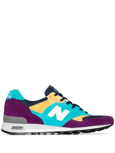 Sneakersy zamszowe New Balance