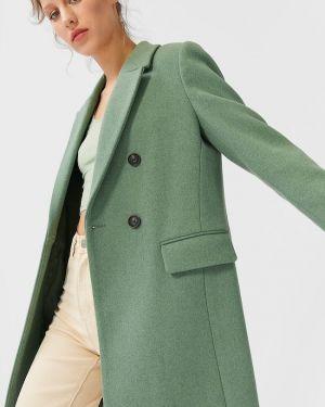 Пальто пальто двубортное Stradivarius