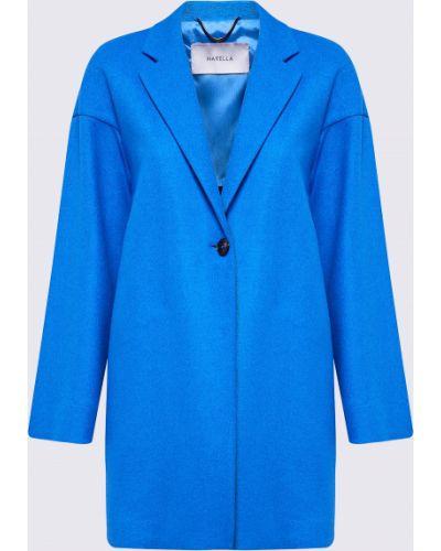 Пальто - синее Marella