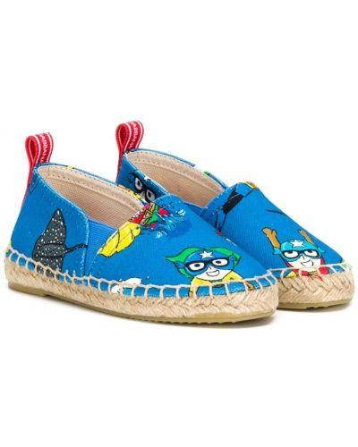 Эспадрильи эластичный Dolce & Gabbana Kids