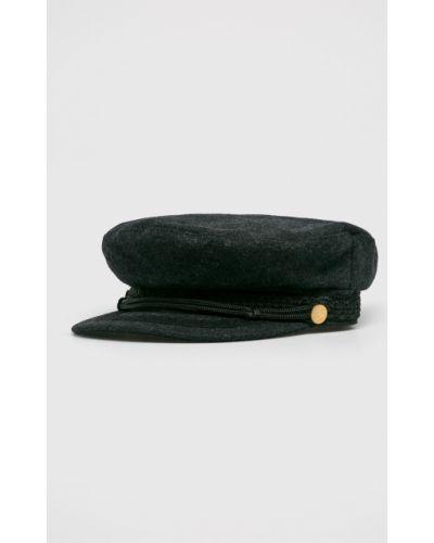 Серая шапка хлопковая Answear