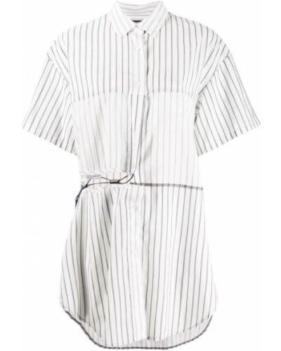 Рубашка с коротким рукавом классическая свободного кроя Youser