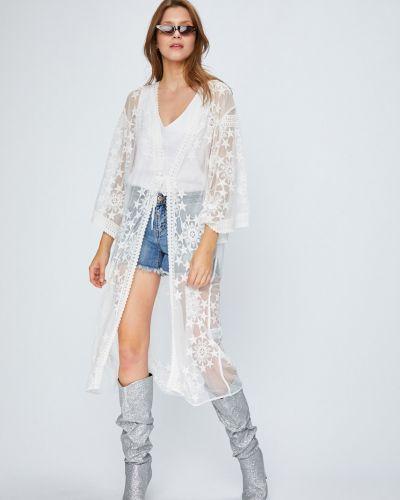 Пиджак с коротким рукавом свободный в стиле кэжуал Answear