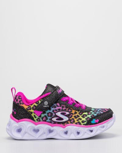 Повседневные текстильные кроссовки Skechers