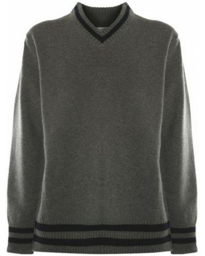 Szary sweter Maison Margiela