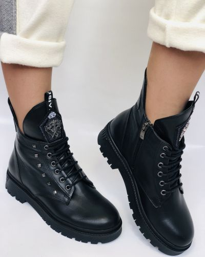 Кожаные ботинки Evromoda