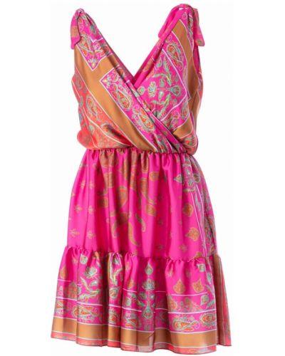 Różowa sukienka Souvenir