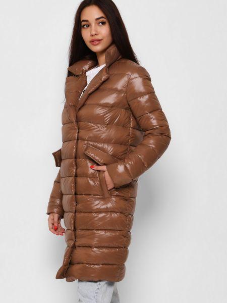 Коричневая облегченная куртка Braska