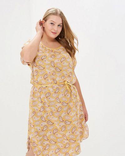Платье желтый Magwear
