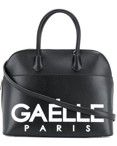 Сумка через плечо - черная Gaelle Bonheur