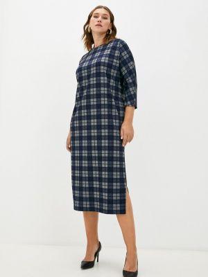 Повседневное платье - синее Svesta