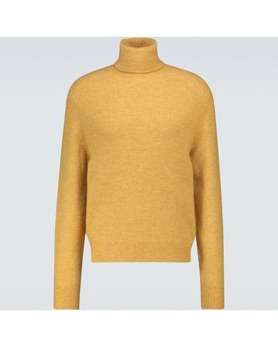 Golf - żółty Nanushka